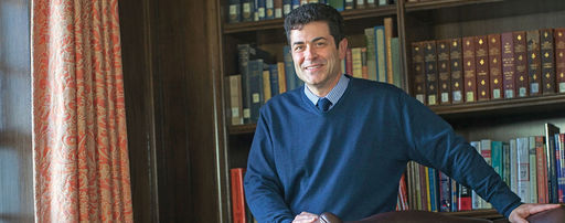 How Pulitzer-Prize Winning Author Tom Reiss '82 Found His Voice at Hotchkiss