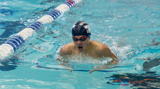 Swimming sweeps Canterbury
