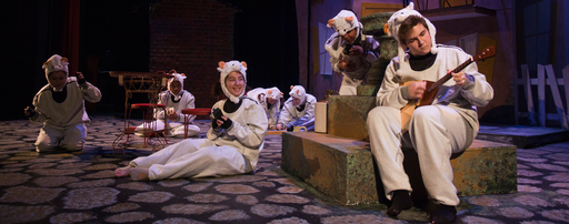 HDA Winter Production of Fools by Neil Simon
