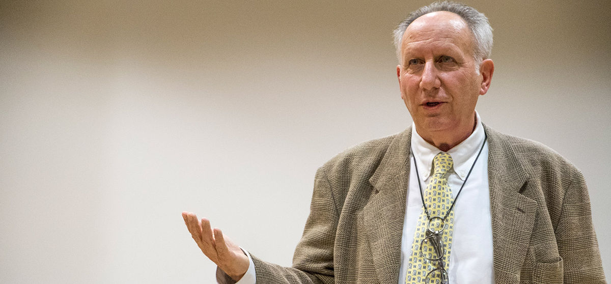 Producer, Director, Buddhist: Peter Werner '64 Inspires Students with Possibilities
