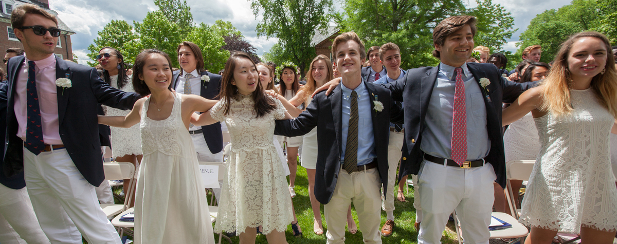 Hotchkiss Celebrates its 125th Graduating Class