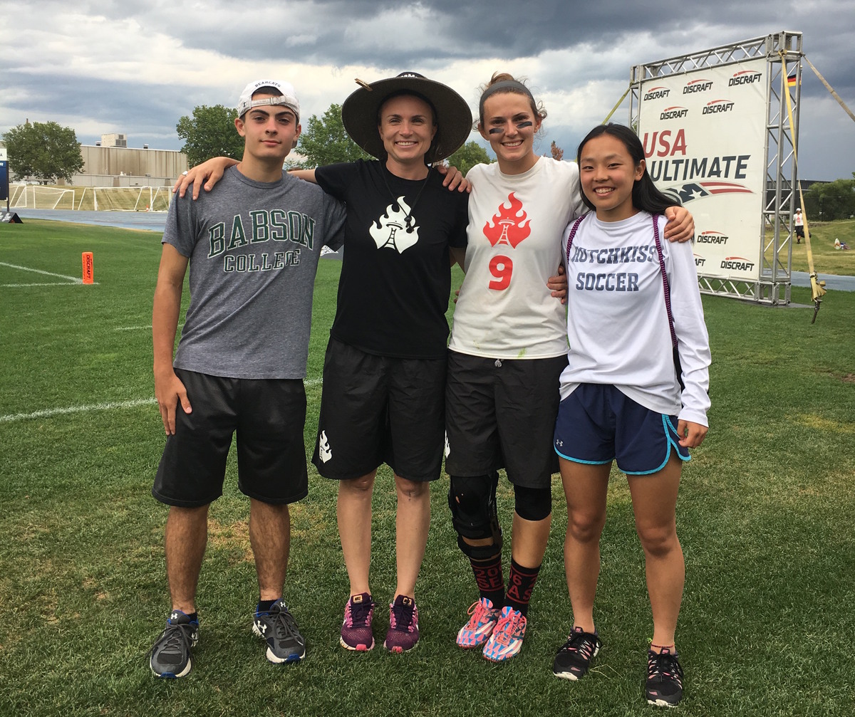 Bearcats compete at Ultimate US Open