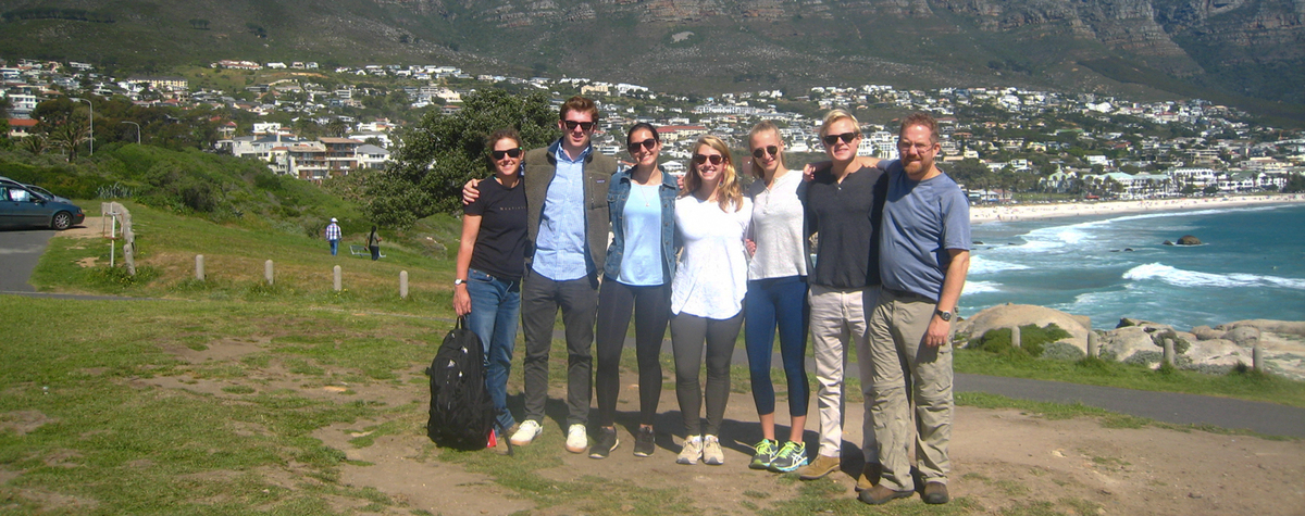 Students Reflect on Round Square Conference in Cape Town