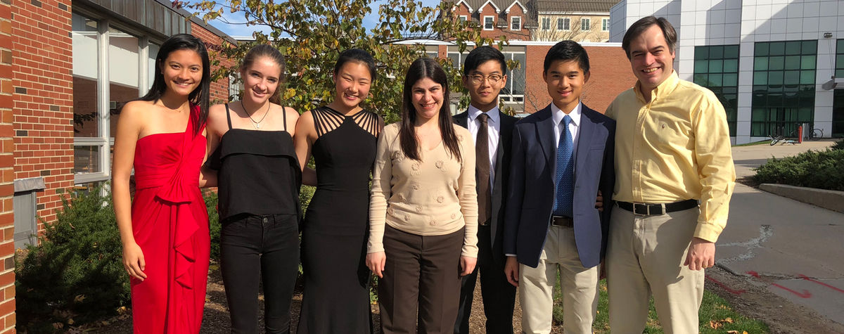 Bravo! Hotchkiss Students Take Top Awards at State Competition