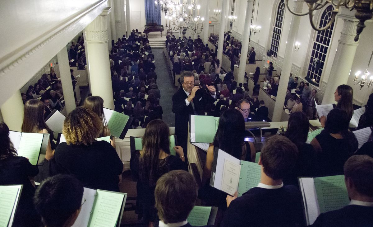 58th Annual Festival of Lessons and Carols December 7
