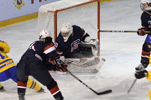 Reed '18 Brings Home Another Gold For Team USA