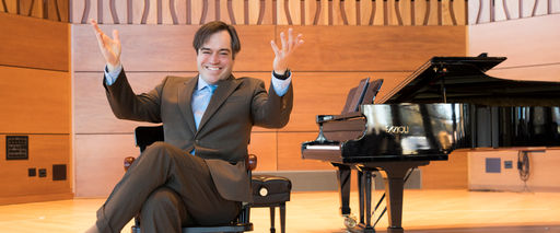 Major Music Gift Announced, Witkowski Named Inaugural Chair Recipient