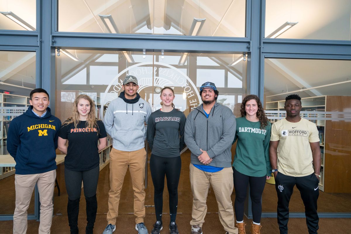 Bearcats Bound For College Athletics