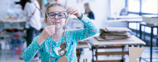 Tapping into Creativity on Arts Day
