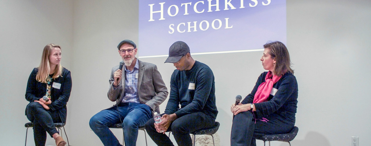 In San Francisco, an Alumni Panel Discusses Inclusion, Awareness, and Aha Moments