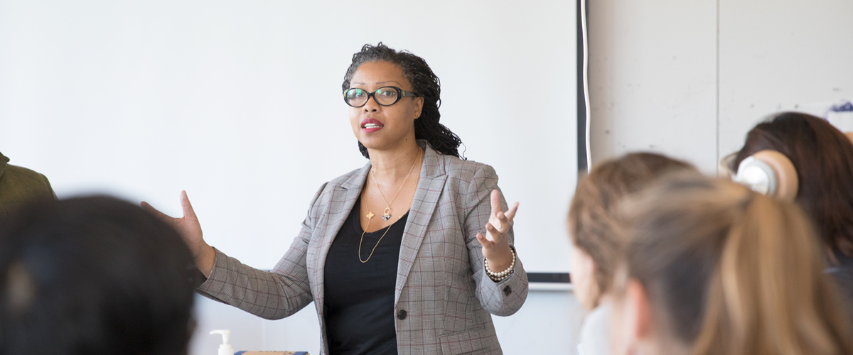 Guest Speakers Engage Faculty and Students on Feminism and Black Art