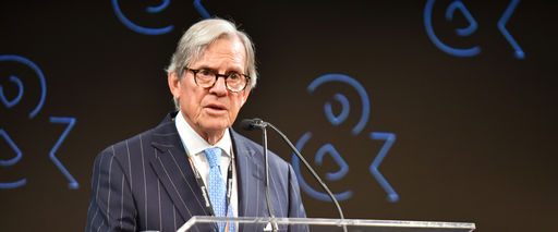 Peter Grauer '64 Recognized as Leading Global Champion of Diversity in the Workplace