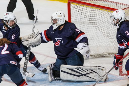 Reed '18 Invited to USA Hockey Winter Camp