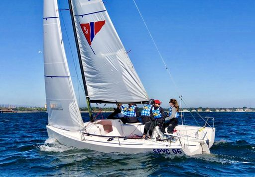 Moran '19 Second At Sailing Nationals