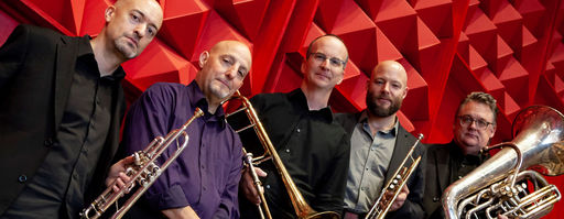 Atlantic Brass Quintet in Concert January 25