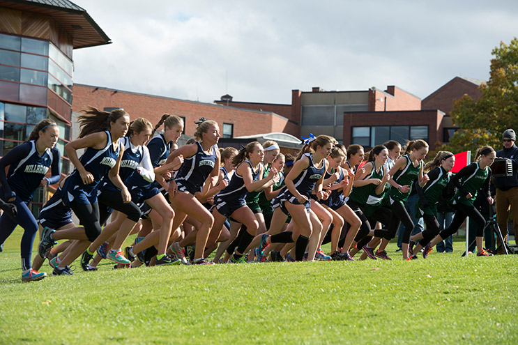 Hotchkiss Girls Cross Country